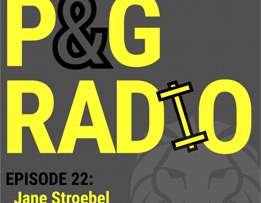 Power and Grace Radio | Episode 22: Jane Stroebel