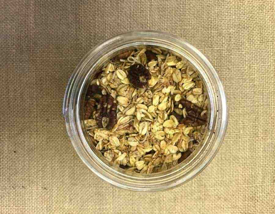 Pecan Coconut Granola