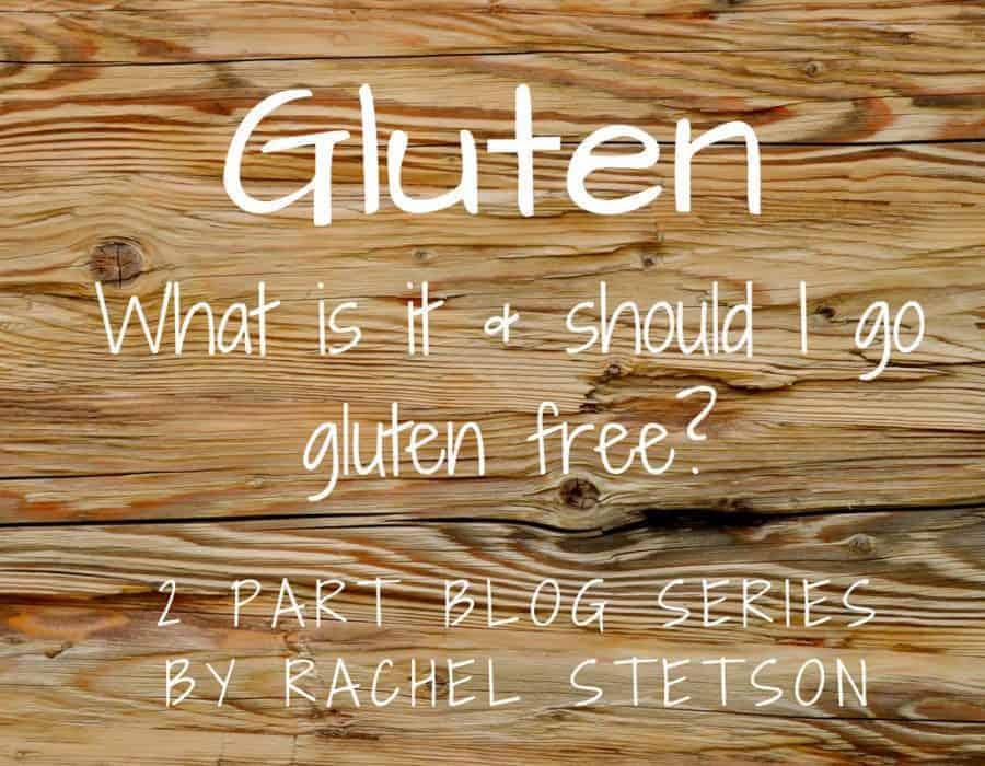 Gluten-Free, Gluten-Intolerant, Gluten-Sensitive, Gluten-Friendly…what the bus is gluten?