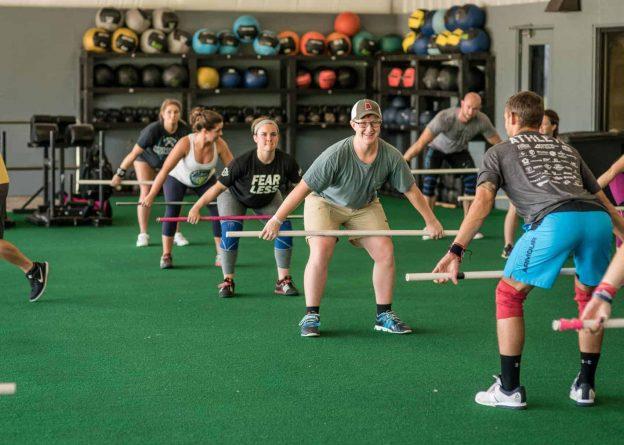 lifting class form