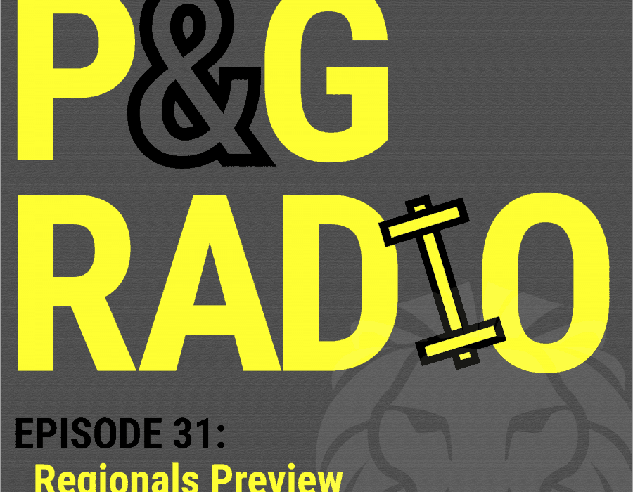 Power and Grace Radio | Episode 31: Regionals Preview