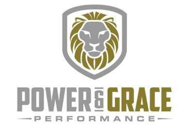 logo power and grace