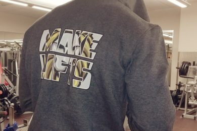 make lifts hoodie